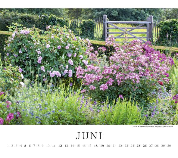 Fotokalender GartenFlora 2022