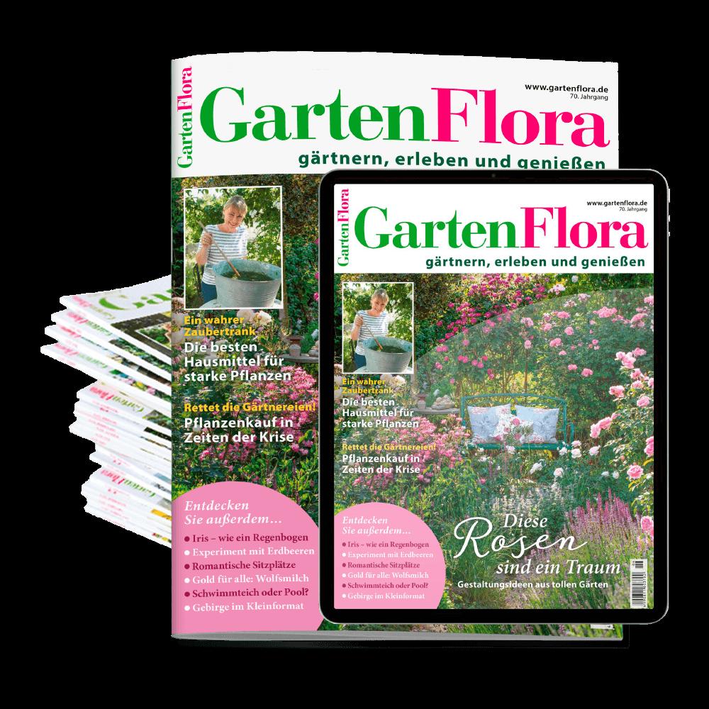 GartenFlora Kombiabo für 2 Jahre